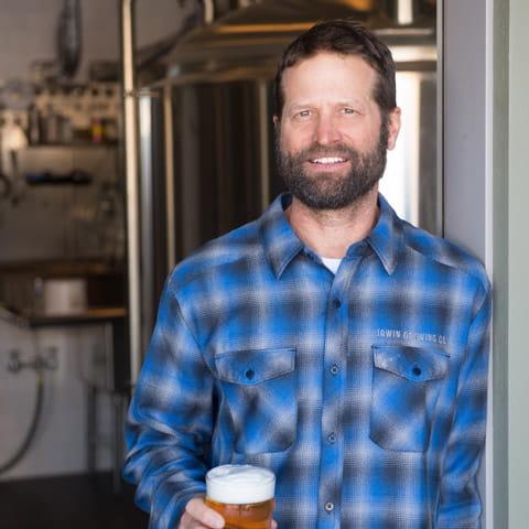 Dave Nornes - Head Brewer - Irwin Brewing Co